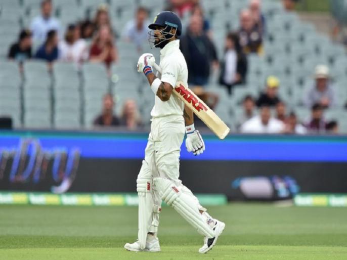 india vs australia 1st test ricky ponting reaction on virat kohli booed at adelaide   IND Vs AUS: कोहली को लेकर ऑस्ट्रेलियाई फैंस की हूटिंग पर रिकी पॉन्टिंग ने कही ये बड़ी बात