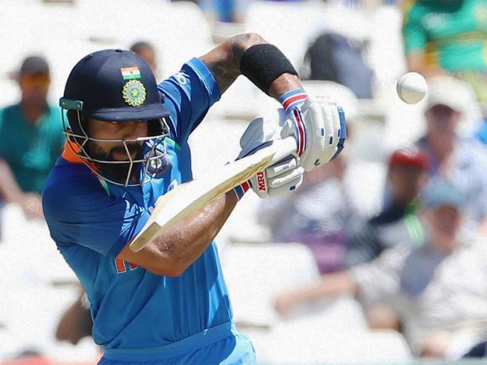 Virat Kohli out on 3 in sydney, after 482 days he dismissed for a single-digit score in odis | IND vs AUS: विराट कोहली सिडनी वनडे में 3 रन पर हुए आउट, 482 दिन बाद बनाया ये 'अनचाहा' रिकॉर्ड