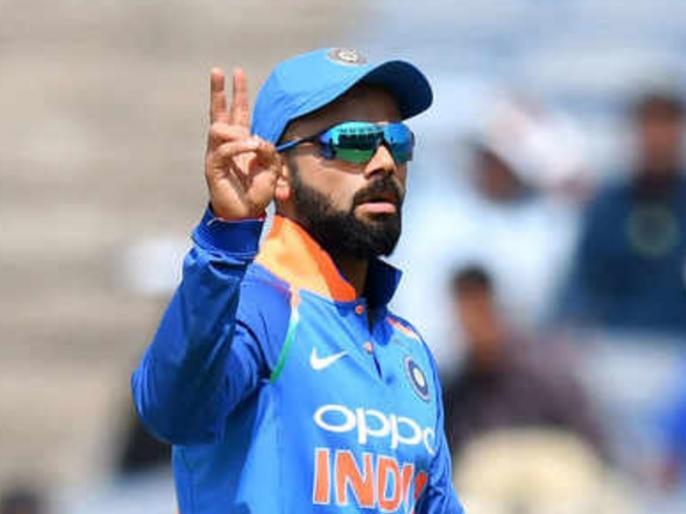 Virat Kohli breaks his silence over his comment for suggesting a fan to leave india | विराट कोहली ने फैन को 'देश छोड़ने' वाली सलाह पर तोड़ी चुप्पी, सोशल मीडिया पर दिया ये बयान