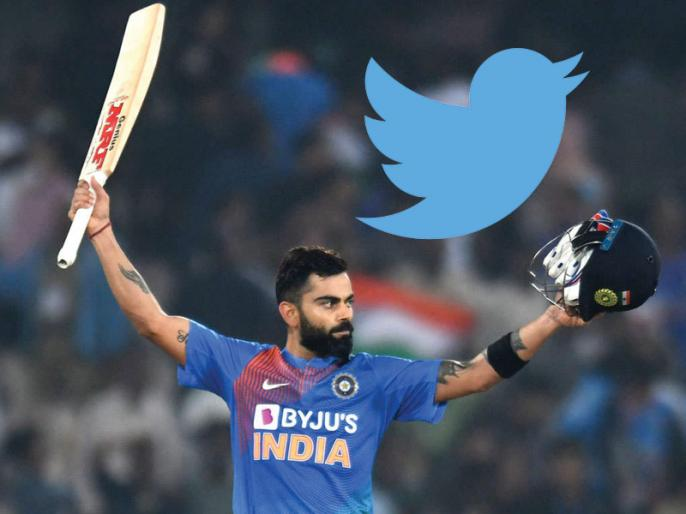 "Virat Kohli's Special Message For MS Dhoni Was ""The Most Retweeted Sports-Related Tweet""   Twitter India ने जारी की लिस्ट, खेल जगत में विराट कोहली नंबर-1"