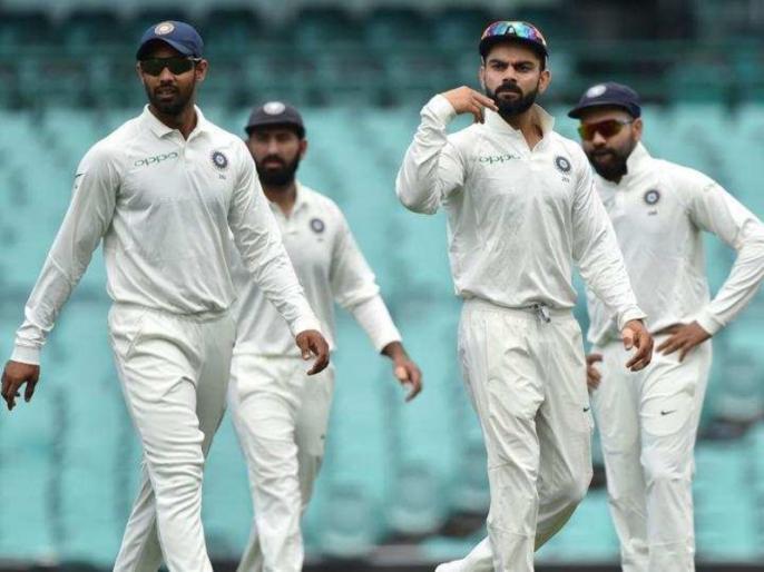 India vs England, 3rd Test: Virat Kohli breaks MS Dhoni record with 22nd Test win on home soil | IND vs ENG, 3rd Test: विराट कोहली ने महेंद्र सिंह धोनी को पछाड़ा, भारत की धरती पर सबसे ज्यादा टेस्ट मैच जीतने वाले कप्तान बने