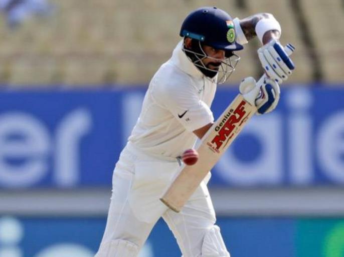 India vs West Indies: Virat Kohli becomes highest run scorer as a captain in Test cricket from Asia | Ind vs WI: विराट कोहली का कप्तानी में एक और कमाल, विंडीज के खिलाफ दूसरे टेस्ट में रचा नया इतिहास