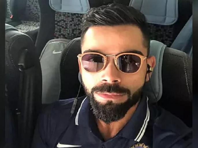 virat kohli says he likes his Beard will not shave It | कोहली क्या कटवाएंगे अपनी दाढ़ी? एक फैन के सवाल पर दिया ये जवाब
