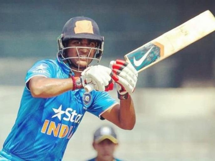 syed mushtaq ali trophy 2021Virat singhscored unbeaten 103 off 53 balls12 fours and three sixes   सैयद मुश्ताक अली ट्रॉफीः विराट ने 53 गेंद में बनाएनाबाद 103 रन, 12 चौकाऔरतीन छक्का लगाए