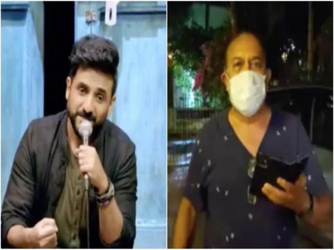 Man sneezes at Vir Das threatens to slap him for not wearing mask | VIDEO: मास्क ना पहनने पर बॉलीवुड एक्टर पर भड़का पड़ोसी, पहले छींका फिर दी थप्पड़ मारने की धमकी