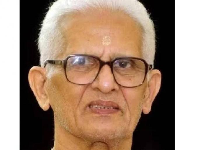 Poet Vishnu Narayanan Namboothiri passes awayaward-winningHe was 81Thiruvananthapuram | मलयाली कवि विष्णुनारायण नम्बूदरी नहीं रहे, जानें इनके बारे में