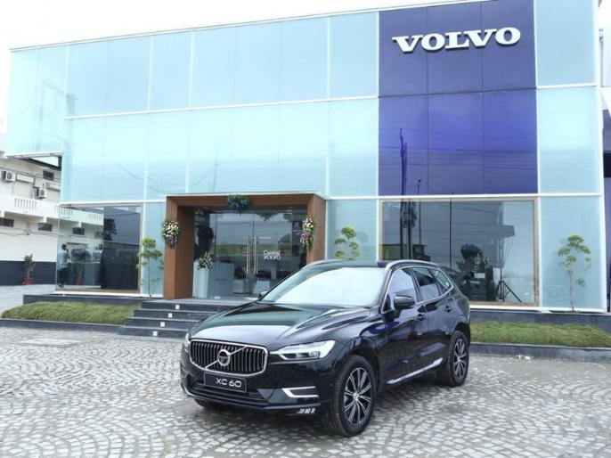Volvo Car India sales Grow up 30 percent at 2,638 units in 2018 | वोल्वो कार इंडिया की बिक्री बढ़ी, साल 2018 में 30 प्रतिशत से बढ़कर हुई 2,638 यूनिट
