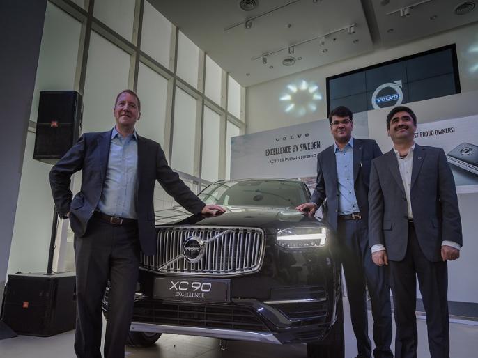 Volvo Auto India Opens A New Showroom In Kolkata | Volvo ने किया भारत में डीलरशिप नेटवर्क का विस्तार, कोलकाता में खोला नया शोरूम