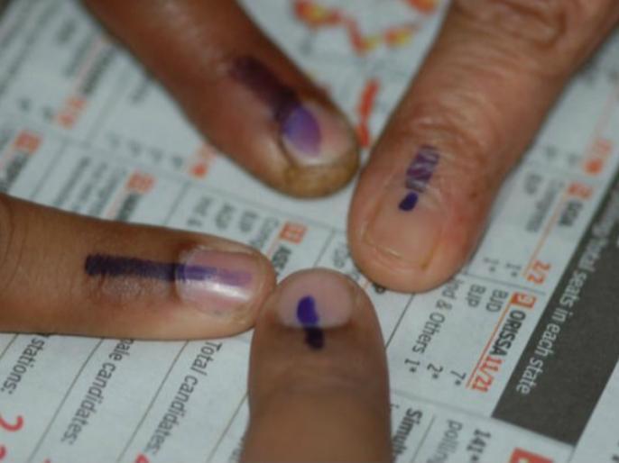 NCP writes to EC'requesting EC to issue an order to stop internet services within the 3 km radius of every poll booth & strong room in Maharashtra | महाराष्ट्र चुनाव: वोटिंग से बिल्कुल पहले NCP ने EC को लिखा पत्र, पोलिंग बूथ के 3 KM के दायरे में बंद हो इंटरनेट