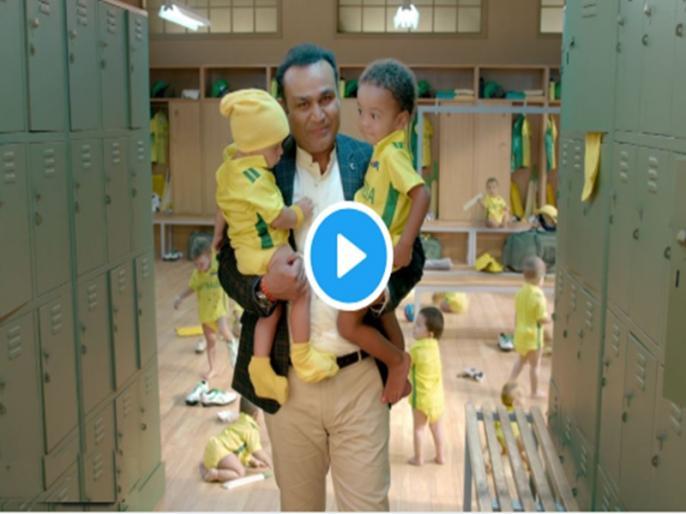 Virender Sehwag says, we are ready to 'babysit' Australia, teases visitors ahead of India series, watch this video   VIDEO: सहवाग ने दिया ऑस्ट्रेलिया को जबरदस्त जवाब, बोले- बेबीसिटिंग को तैयार हैं हम