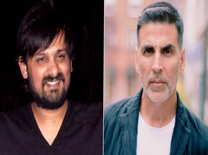 Akshay Kumar pays tribute to Wajid Khan calls him talented and ever-smiling | वाजिद खान के निधन से टूटा बॉलीवुड सितारों का दिल, अक्षय कुमार ने लिखा- बहुत जल्दी चले गए