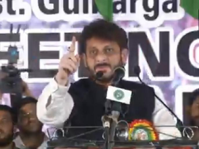 aimim leader waris pathan controversy bjp mp giriraj singh attacks on congress rjd | वारिस पठान पर भड़के गिरिराज सिंह, क्या ये हिन्दुस्तान को पाकिस्तान बनाना चाहते हैं?