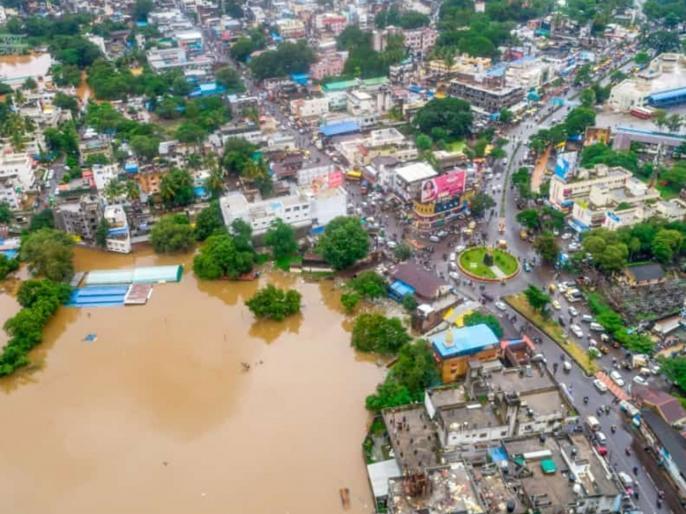 Maharashtra: 253 people, 4230 livestock killed, 4.17 lakh hectare cropped area in the state, one lakh houses damaged | महाराष्ट्र: बाढ़ में गई 253 लोगों, 4230 पशुओं की जान, राज्य में 4.17 लाख हेक्टेयर फसली क्षेत्र, एक लाख मकान क्षतिग्रस्त