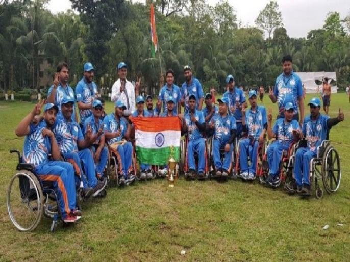 India's wheelchair cricketers look towards BCCI President Sourav Ganguly   कोई दूध बेचकर कर रहा गुजारा, कोई दिहाड़ी मजदूरी को मजबूर, भारत के इन क्रिकेटरों को BCCI अध्यक्ष सौरव गांगुली से मदद की उम्मीद