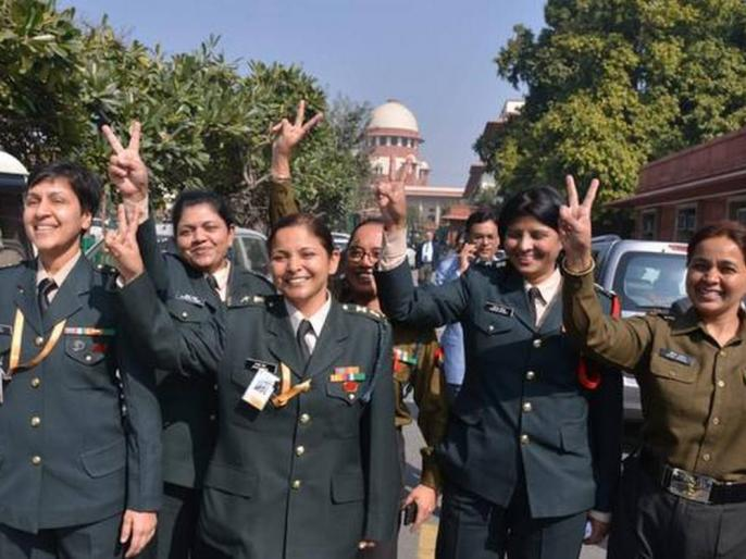 Women Army officers permanent commission process started available in 10 departments | Women Army officers permanent commission: सेना में महिला अफसर को स्थायी कमीशन, प्रक्रिया शुरू, 10 विभागों में उपलब्ध