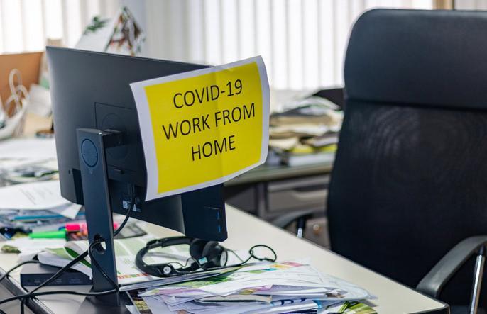 coronavirusWork From Home changedjob market International Labor Organization Prakash Biyani's blog | वर्कफ्रॉम होम ने जॉब मार्केट को बदला, प्रकाश बियाणी का ब्लॉग