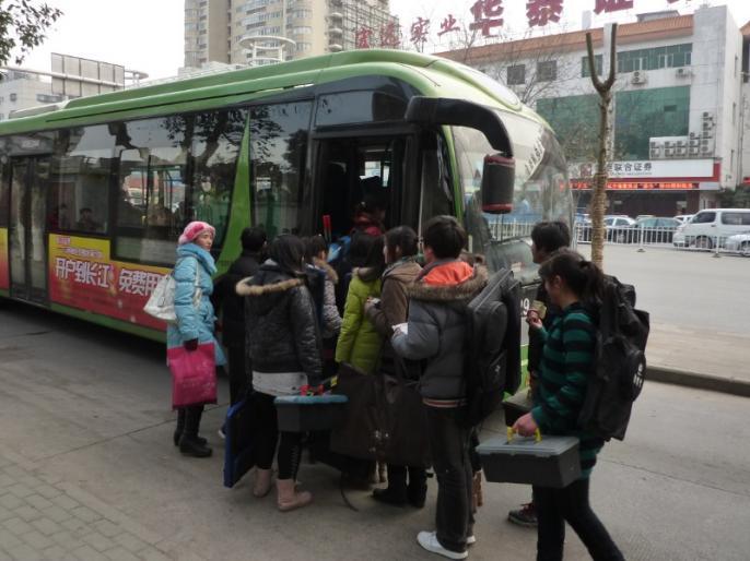 Bus service started in Wuhan China registered 47 new cases infected people from Kovid-19 | वुहान में बस सेवा आरंभ, चीन में विदेशों से आए कोरोना से संक्रमित लोगों के 47 नए मामले दर्ज