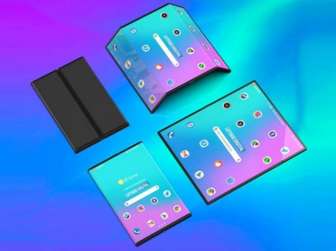 Xiaomi's foldable phone may come with five pop-up cameras, launch expected soon to rival the Motorola Razr, Latest Tech News in hindi | Xiaomi ला रही है फोल्डेबल फ्लिप फोन, 5 पॉप-अप कैमरा से हो सकती है लैस