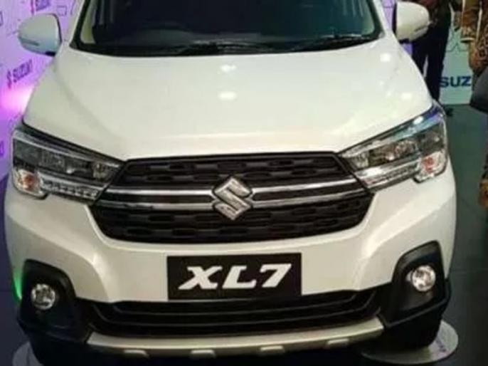 maruti suzuki xl7 price features design variants engine details leaked before launch | कम पैसे में लें इनोवा का मजा, आ रही है मारुति सुजुकी की जबरदस्त XL7 कार, लॉन्चिंग से पहले लीक हुई ये जानकारी