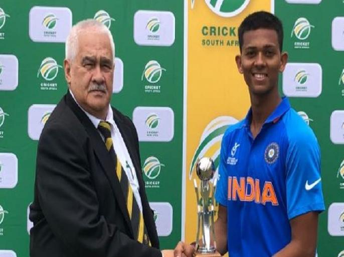 Yashasvi Jaiswal says practising on astro-turf pitches before U-19 World Cup helped him to excel | यशस्वी जायसवाल ने U19 वर्ल्ड कप में कैसे बना लिए 400 रन, अब खोला अपनी सफलता का राज