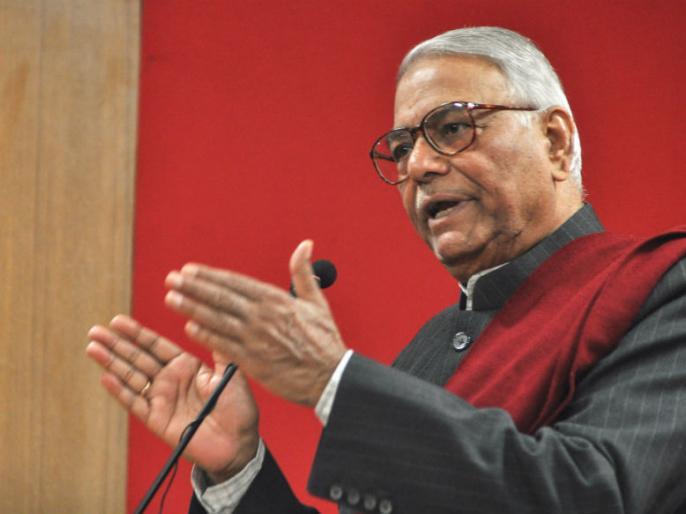 Atal Bihari Vajpayee Warned of Economic Backlash Before Nuke Tests Says Yashwant Sinha   यशवंत सिन्हा की आत्मकथा में दावा: परमाणु परीक्षण से पहले वाजपेयी ने चुनौतियों के लिए किया था आगाह