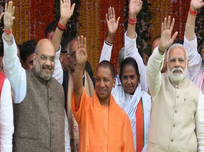 UP CM Yogi Adityanath reaching Delhi to Meet PM Narendra Modi Amit Shah   योगी आदित्यनाथ का अचानक दिल्ली दौरा, जारी कयासों के बीच पीएम मोदी-अमित शाह से करेंगे मुलाकात
