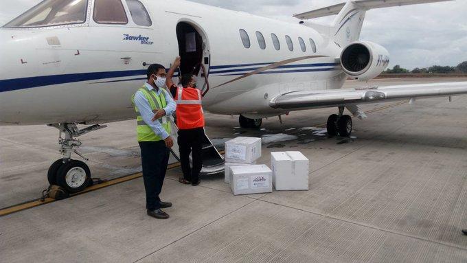CM Yogi gives its official aircraft to Health Department for bringing necessary equipment   सीएम योगी ने आवश्यक उपकरण लाने के लिए स्वास्थ्य विभाग को दिया अपना अधिकारिक विमान