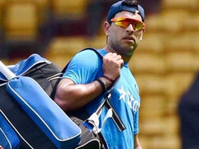 Inter-state T20: Fans troll Yuvraj Singh for his innings of 17 run off 33 balls | IPL से पहले टी20 में युवी ने 33 गेंदों में बनाए 17 रन, Social Media यूजर्स ने जमकर लिए मजे