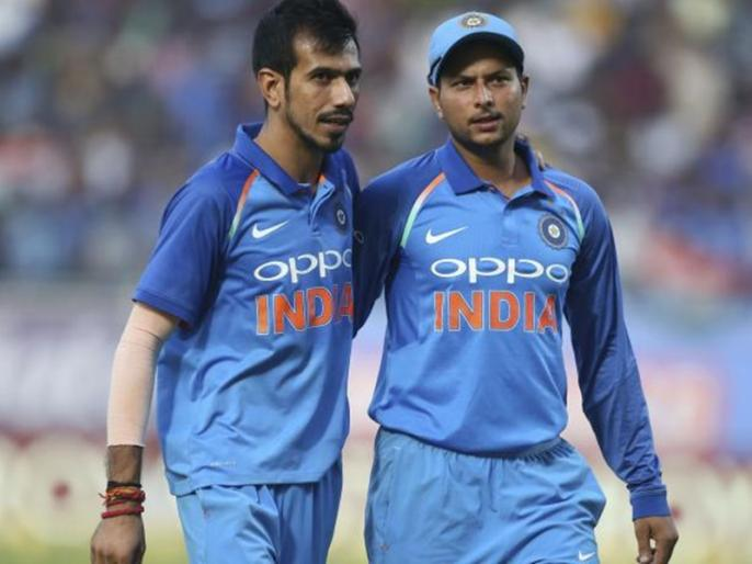 ICC Cricket World Cup 2019: Yuzvendra Chahal says his bowling partnership with Kuldeep Yadav was no different during Australia series   World Cup से पहले आत्मविश्वास में चहल, बोले- ऑस्ट्रेलिया सीरीज पर ज्यादा ध्यान देने की जरूरत नहीं