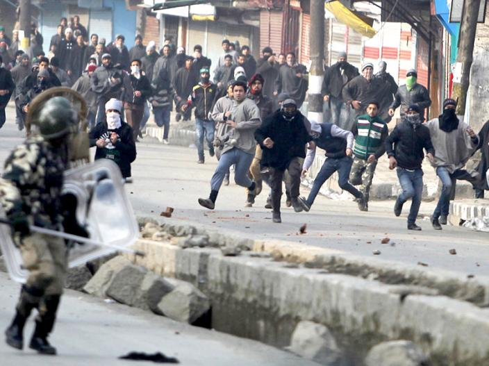 In Pics: No mercy for stone pelters in these 7 countries other than India |