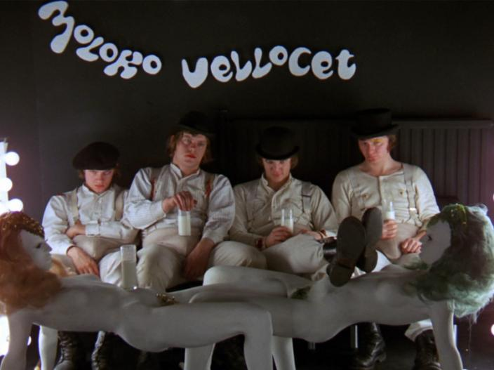A Clockwork Orange |