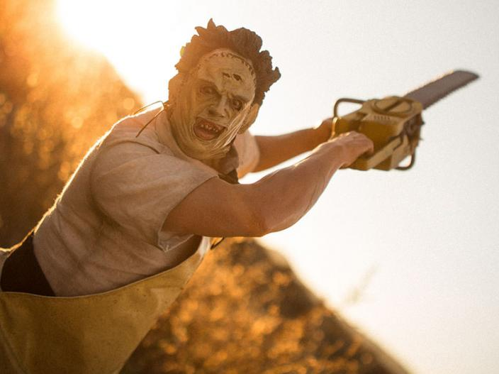 The Texas Chainsaw Massacre |