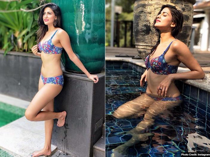 Photos: Lipstick Under My Burkha Aahana Kumra Sexy Bikini Photos goes viral on social media |