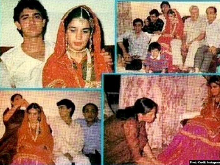 In Photos: Aamir Khan's first wife Reena Dutta photos and images |