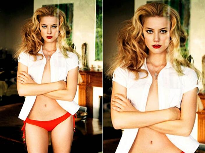 Hot Photos: Hollywood Actress Amber Heard share her bikini, monokini, bold and sizzling pics on Instagram |