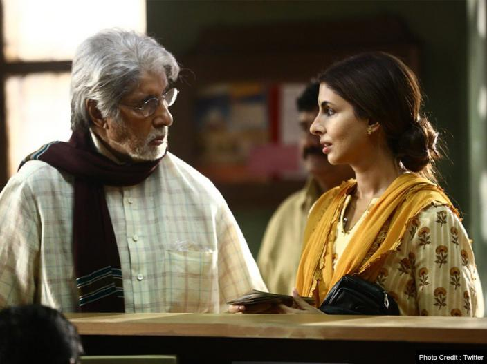 Amitabh bachchan daughter Shweta Bachchan-Nanda makes acting debut with the Big B |
