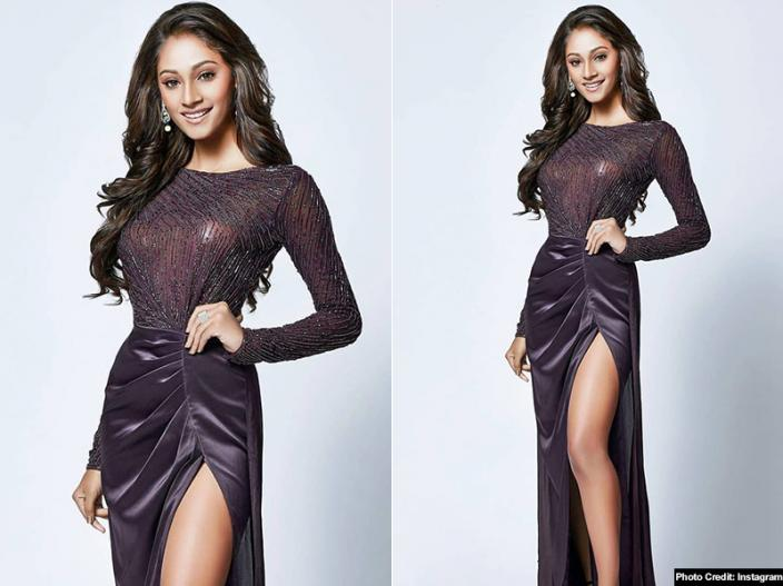 Miss India 2018 Anukriti Vaas crowned by Miss World 2017 Manushi Chhillar, view Pics Photos Hd Images |