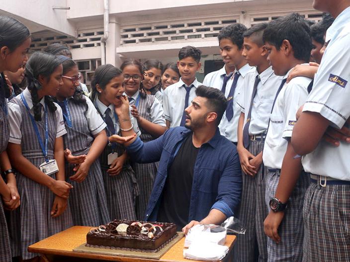 Arjun Kapoor ambassador for Gender Equality of Girl |