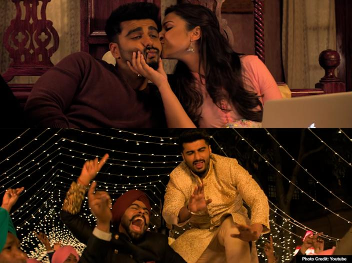 Tere Liye Song From Namaste England Released: Arjun Kapoor and Parineeti Chopra Romantic Chemistry Fans Will Love |