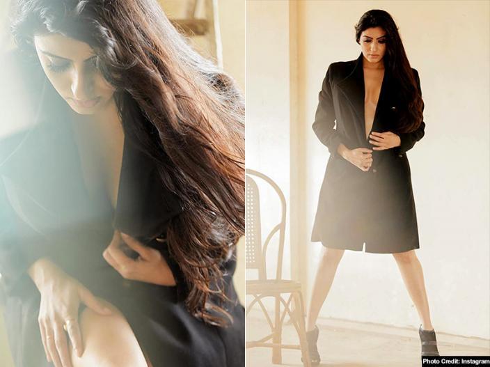 Kasautii Zindagii Kay Fame Ashlesha Savant share her sultry photoshoot on Instagram |
