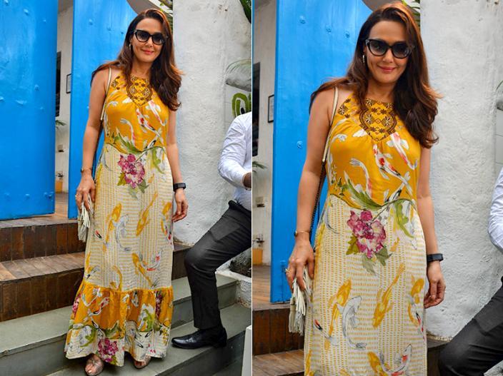 Neha Dhupia's Baby Shower: Kiara Advani, Sonakshi Sinha, Janhvi Kapoor and many more Bollywood stars attend the party |