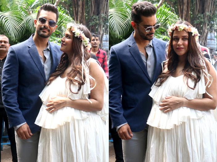 Photos: Neha Dhupia's Baby Shower Party B-Town Stars Kiara Advani, Sonakshi Sinha, Janhvi Kapoor and many more Attend the event |