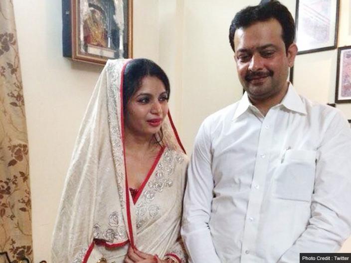 Bhaiyyuji Maharaj Suicide news: See pic of MP cabinet minister Bhaiyyuji Maharaj |