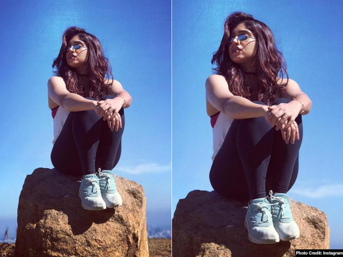 Hot Pics: Bhumi Pednekar share her bold and sexy pics on instagram |