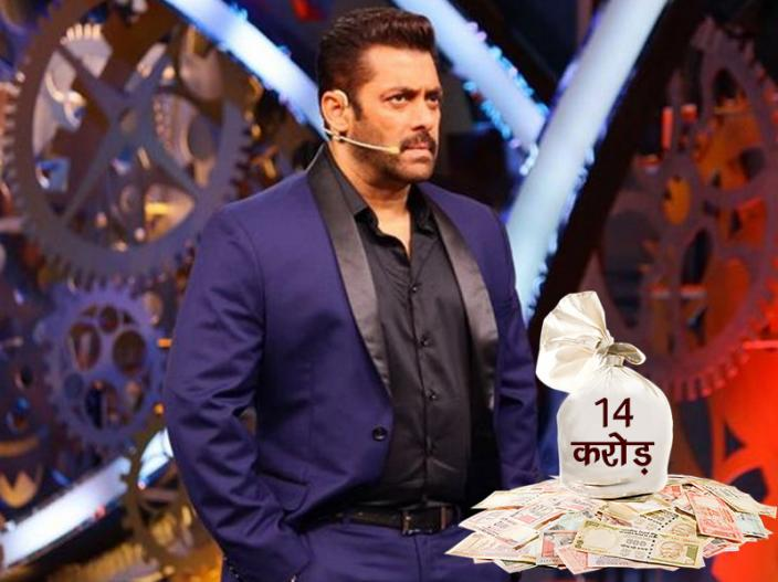 How Much fees of Salman Khan and other contestants in Bigg Boss Season 12, See In Photos |