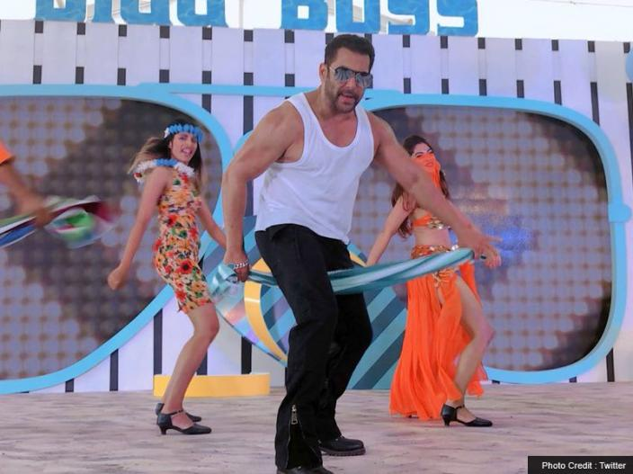 Salman Khan Controversial Show Bigg Boss 12 Launch Event in Goa, See Photos |