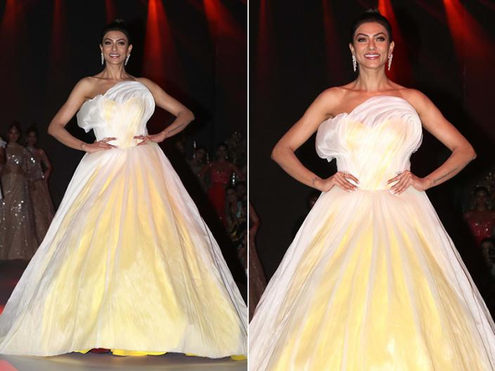 Bombay Times Fashion Week 2018 Day 3: See Disha Patani, Sushmita Sen, Soha Ali Khan Ramp Walk Photos |