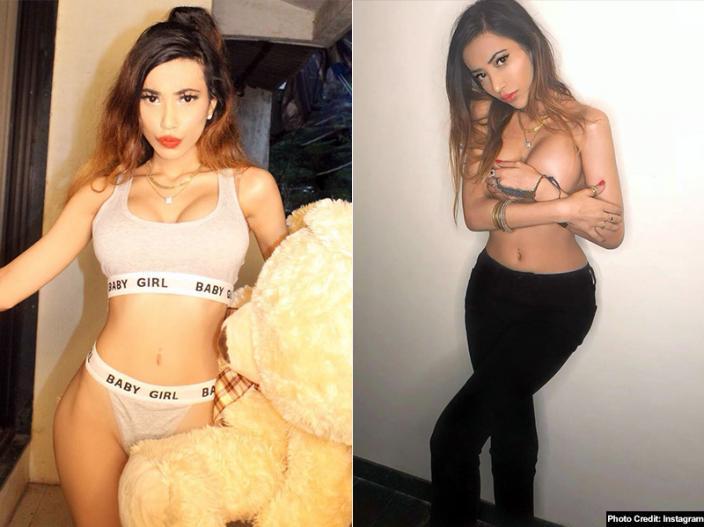 Sakshi Chopra Latest Sexy Nude Photos Goes viral on Social Media |