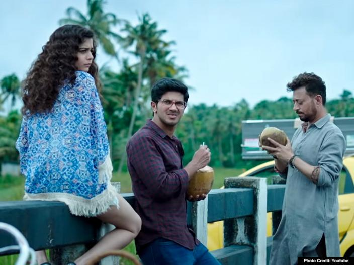 CHOTA SA FASANA Song Released: Irrfan Khan and Dulquer Salmaan starrer film Karwaan, see pics photos |