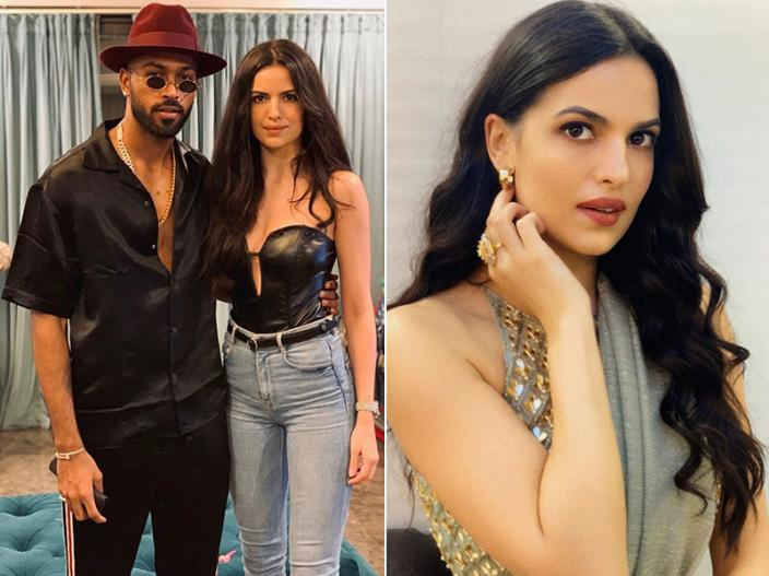 | Indian Cricketer Hardik Pandya married soon with actress natasa stankovic see pics images